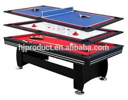 3 in 1 pool table air hockey 5ft and 3 in 1 game function billiard pool table w air hockey and