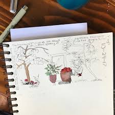 there u0027s always something to sketch around us top drawers u0026 friends