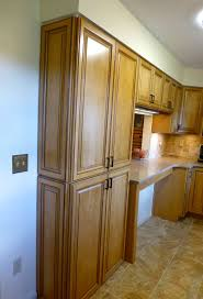 pantry cabinet recessed pantry cabinet with kitchen cabinet