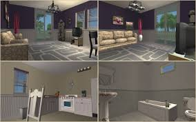 mod the sims small suburban house advertisement