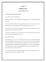 Terminate Lease Letter Determination Of Lease Under Transfer Of Property Act Docx Lease