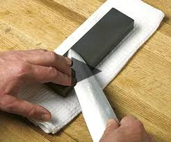 how to sharpen kitchen knives at home how to sharpen your kitchen knives how to sharpen