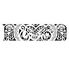 alpine armband tattoo pe polynesian tattoos