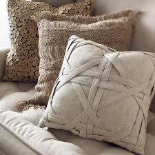 Restoration Hardware Throw Feed Flour Sack Throw Pillows Lodge Love Affair Pinterest