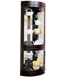 Oak Curio Cabinets Curio Cabinet Curio Cabinet Cherryd Corner Cabinetscorner China
