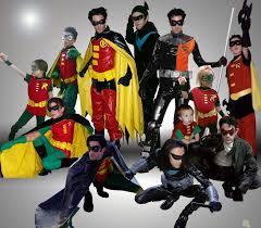robin costume cosplay collect by da bev on deviantart