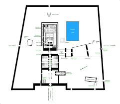 Floor Plan Source by Bare Bones Egypt Travel Part 2 Cultural Travel Guide
