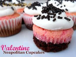 cupcakes recipe valentine s day neapolitan cupcakes recipe six sisters stuff