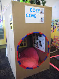 cozy cove for children that want to be in their own space