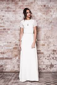 contemporary wedding dresses modern wedding dress for the contemporary lottie dress