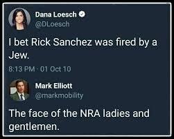 Shots Fired Meme Origin - fact check did dana loesch tweet that rick sanchez was fired by a jew