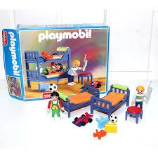 chambre enfant playmobil playmobil 3964 chambre coucher enfant play original