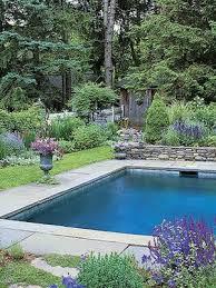 Landscaping Around Pool Best 25 Stone Around Pool Ideas On Pinterest Backyard Pool