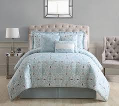 White Comforter Sets Queen Piece Lonnie Spa White Comforter Set