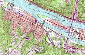 Pennsylvania Map by Maps U2014 Coraopolis History Archive