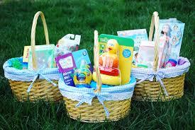 picnic basket ideas easter basket ideas