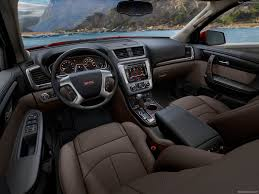 gmc terrain back seat gmc acadia 2013 pictures information u0026 specs