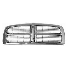 dodge ram white grill cpp grill assembly for dodge ram 1500 ram 2500 ram 3500 grille ebay