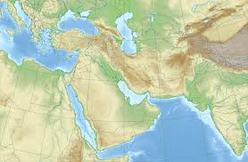 Middle East Map Test by File Relief Map Of Middle East Jpg Wikimedia Commons