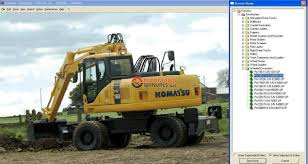 komatsu construction parts catalogue 2014 full auto repair