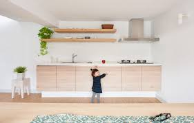 gallery of blank hao design 5 interiors kitchens and woods