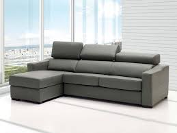 elegant sleeper sofa living room sleeper sofa with storage elegant lucas grey leather