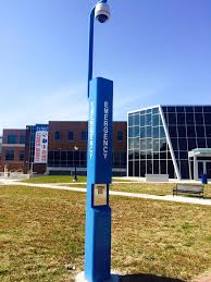 some uncertain about security lights camden county college times