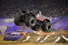 monster truck jam san diego monster jam hits the dirt at petco park this weekend times of