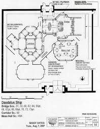 daedalus ship blueprints http josephmallozzi files wordpress com
