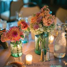 jar centerpieces for weddings awesome wedding decorations with jars pictures styles