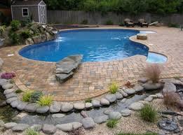 decor diy inground pool for your dream pool design
