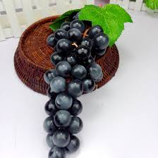Grapes Home Decor Compare Prices On Fake Food Decor Online Shopping Buy Low Price