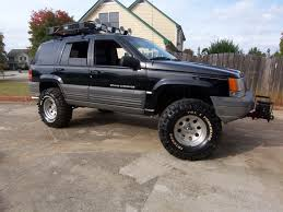 jeep grand cherokee limousine nickschvyblzr 1996 jeep grand cherokee specs photos modification