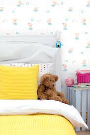 starland baby bear pattern contact paper peel and stick wallpaper