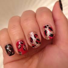 easy nail art ideas pretty gossip