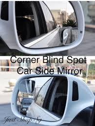 Blind Corner Mirror Frameless Corner Blind Spot Mirror U2013 Just Shop Sg