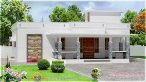 inspirations single floor house plan and elevation sq 2017 3d