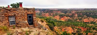 Palo Duro Canyon State Park Map Palo Duro Canyon State Park State Provincial Park In Texas