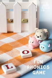 fun phonics game with tsum tsums mum in the madhouse