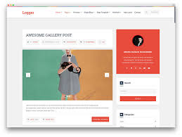 tumblr themes art blog wordpress blogger theme daway dabrowa co