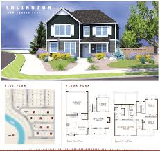House Plans Website Renderings U0026 Floor Plans U2014 Farmington Reserve Bend Homes In The