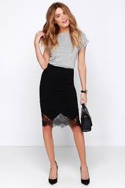 best 25 black lace skirt ideas on pinterest little black skirts