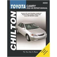 2002 toyota camry service manual 2002 toyota camry repair manual vehicle maintenance