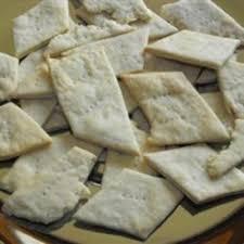 communion cracker unleavened bread for communion recipe allrecipes