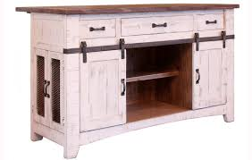 international furniture pueblo white kitchen island furniture