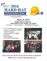 dallas fort worth msdc hardhat construction expo national