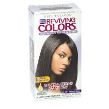 Best Temporary Hair Color To Cover Gray Dark And Lovely Reviving Semi Permanent Hair Color