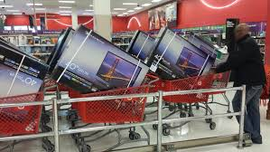 target black friday rosetta stone shoppers storm 8 p m store openings on thanksgiving 1 000 in