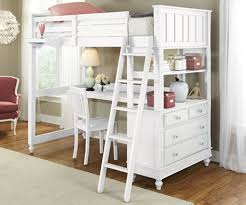 Mixing Work With Pleasure Loft Kids Loft Bed With Desk Underneath Home Decor Mixing Work With