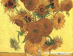 floral art exhibition wallpapers van gogh sunflowers wallpaper sunflowers desktop wallpaper van